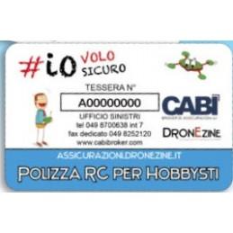 Card Assicurazione Drone
