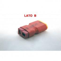 ADATTATORE XT-60 M / T-PLUG...