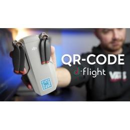 Adesivo QR Code (2pz)