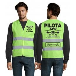 Gilet Pilota APR ad alta...