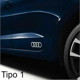 Adesivo Audi Sotto porta 15...