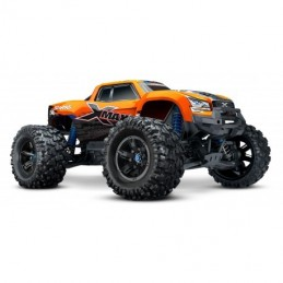 Xmaxx 8s Orange-X Edition TSM
